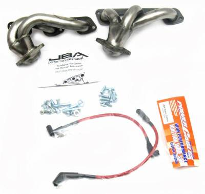 Cat4Ward Shorty - Truck & SUV - JBA Exhaust - 07-11 Jeep 3.8L