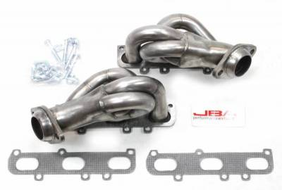 Cat4Ward Shorty - Automotive - JBA Exhaust - 11-14 Mustang V6
