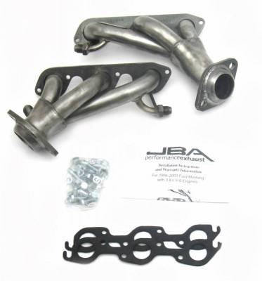 Cat4Ward Shorty - Automotive - JBA Exhaust - 99-04 Mustang 3.8L