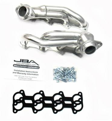 Cat4Ward Shorty - Automotive - JBA Exhaust - 94-97 T-Bird/Cougar 4.6L Sil Cer