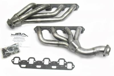 Cat4Ward Shorty - Automotive - JBA Exhaust - 65-73 Mustang 351W Cable Clutch