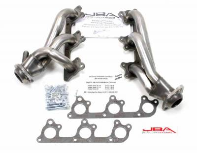 Cat4Ward Shorty - Truck & SUV - JBA Exhaust - 97-11 Ranger/Explorer 4.0L SOHC