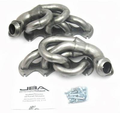 Cat4Ward Shorty - Automotive - JBA Exhaust - 05-10 Mustang 4.6L 3V 1-5/8