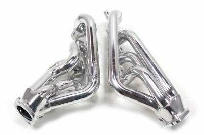 "Cat4Ward Shorty - Automotive - JBA Exhaust - 11-14 Mustang 5.0L 1-3/4"" Sil Cer"