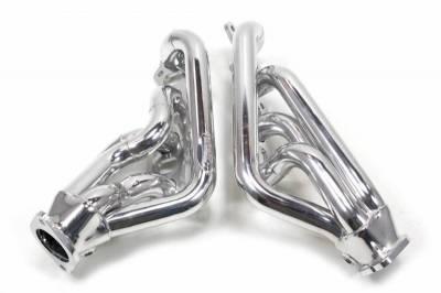 Cat4Ward Shorty - Automotive - JBA Exhaust - 11-14 Mustang 5.0L 1-3/4 Sil Cer