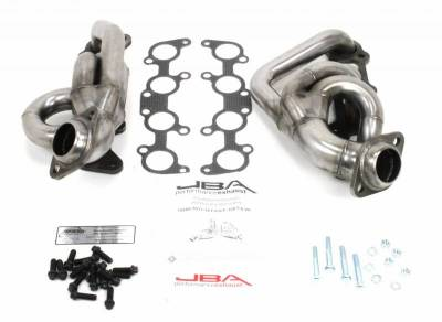 Cat4Ward Shorty - Truck & SUV - JBA Exhaust - 11-14 F-150 5.0L