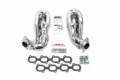 Cat4Ward Shorty - Automotive - JBA Exhaust - 07-14 Mustang GT-500 5.4/5.8L Sil Cer