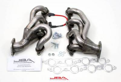Cat4Ward Shorty - Automotive - JBA Exhaust - 2014 Chevy SS 6.2L