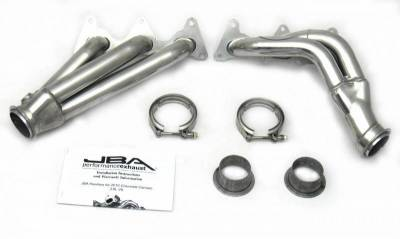 Cat4Ward Shorty - Automotive - JBA Exhaust - 2010-11 Camaro V6 Sil Cer