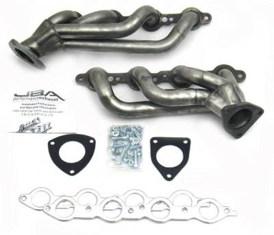 Cat4Ward Shorty - Truck & SUV - JBA Exhaust - 03-06 GM Truck/Hummer 6.0L