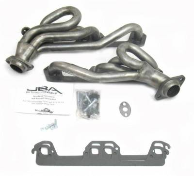 Cat4Ward Shorty - Truck & SUV - JBA Exhaust - 92-95 Ram/Dakota 5.2L & 5.9L