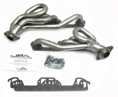 Cat4Ward Shorty - Truck & SUV - JBA Exhaust - 96-02 Ram/Dakota/Durango