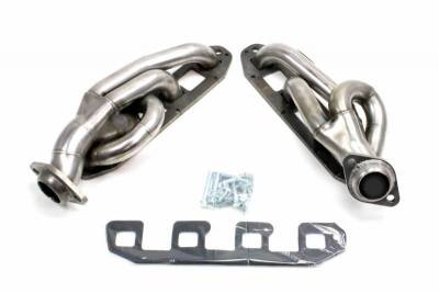 Cat4Ward Shorty - Truck & SUV - JBA Exhaust - 09-14 Ram 5.7L Hemi 15/25/3500 2&4wd