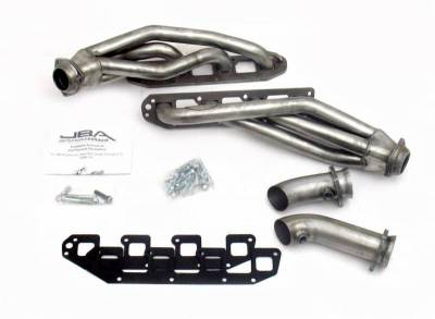 Cat4Ward Shorty - Truck & SUV - JBA Exhaust - 04-08 Hemi Durango