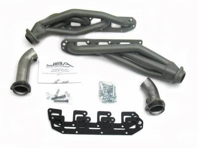 Cat4Ward Shorty - Truck & SUV - JBA Exhaust - 04-08 Hemi Durango Ti Cer