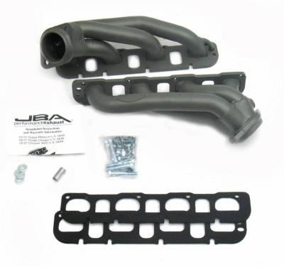 Cat4Ward Shorty - Automotive - JBA Exhaust - 08-14 Chllngr 5.7 / 05-14 Chrgr/Mgnm/300C Ti Cer