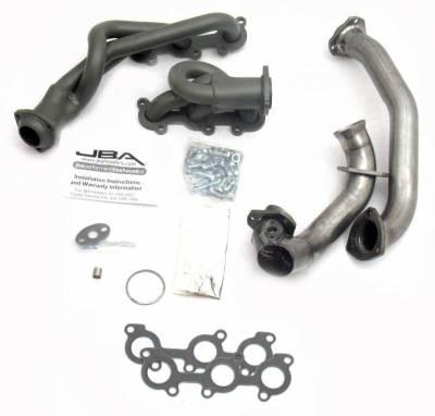 JBA Exhaust - 01-04 Tacoma 3.4L Ti Cer