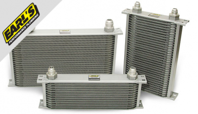 Earl's Performance Plumbing - Cooling Systems - Oil and Transmission Coolers