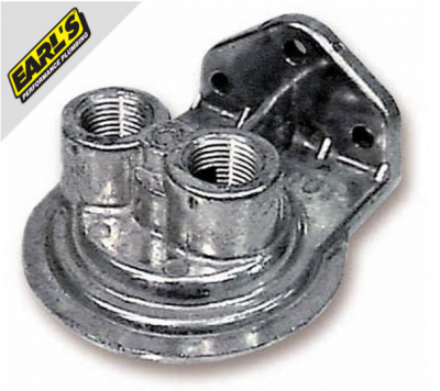 Earl's Performance Plumbing - Cooling Systems - Oil Filter Mounts