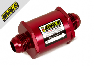 Earl's Performance Plumbing - Cooling Systems - Oil Filters