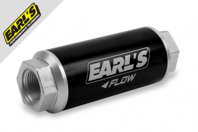 Earl's Performance Plumbing - Fuel System Components - Fuel Filters