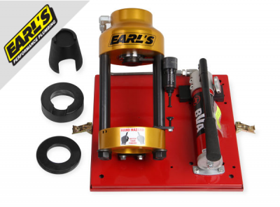 Earl's Performance Plumbing - Plumbing Tools - Crimping Machines