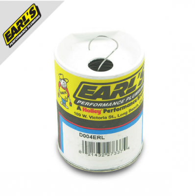 Earl's Performance Plumbing - Plumbing Tools - Safety Wire
