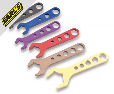 Earl's Performance Plumbing - Plumbing Tools - Wrenches