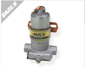 Earl's Performance Plumbing - Fuel System Components - Fuel Pumps