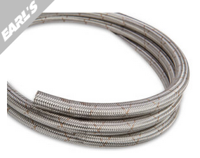 Earl's Performance Plumbing - Hose - Ultra Flex 660-Stainless Steel Braided