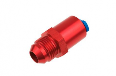 Red Horse Performance - EFI Adapters - Male AN to Snap On