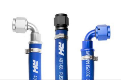 401 Series Blue Push Lock Hose