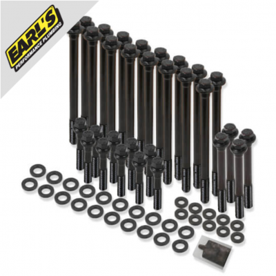 Earl's Performance Plumbing - Fasteners and Hardware - Cylinder Head Bolts