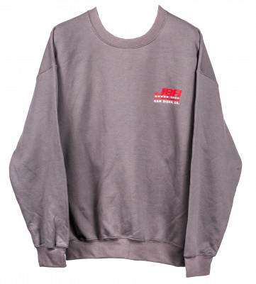 JBA Merchandise - JBA Sweatshirt Grey