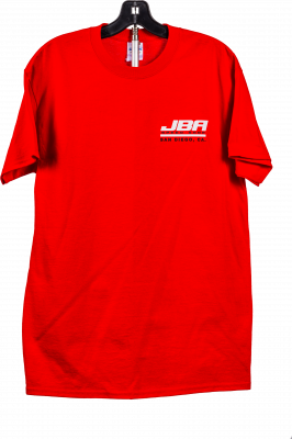 JBA Merchandise - JBA T-SHIRT RED
