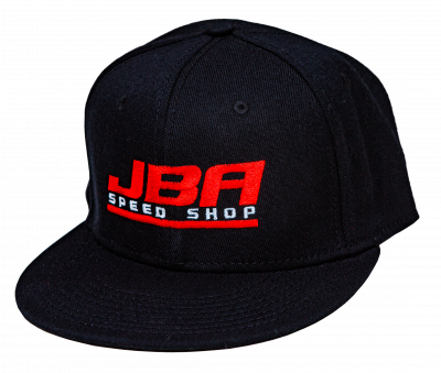 JBA Merchandise - JBA HAT BLACK