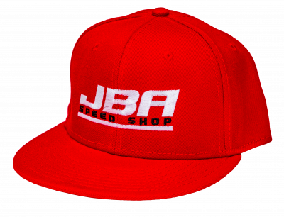 JBA Merchandise - JBA HAT RED