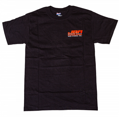 JBA Merchandise - JBA T-SHIRT BLACK