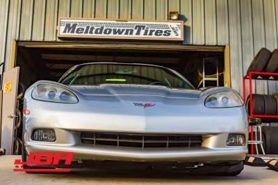 Meltdown Tires @ JBA Speed Shop