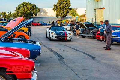 Coffee & Cars @ JBA Speed Shop