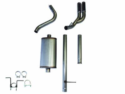 Exhaust Systems - Truck & SUV - JBA Exhaust - 2019-2020 Chevy/GMC 1500 5.3L L82-L84
