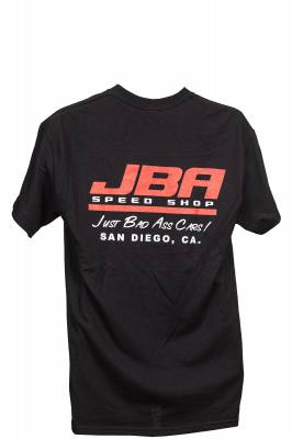 JBA T-SHIRT BLACK - Back