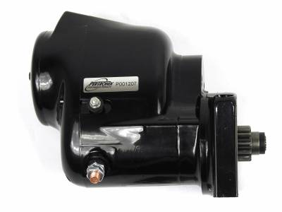 PerTronix Ignition Products - ConTour Starters - PerTronix Ignition Products - Contour Marine Starter Chevy SB/BB Black