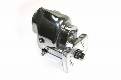 PerTronix Ignition Products - ConTour Starters - PerTronix Ignition Products - Contour Marine Starter Chevy SB/BB Polished