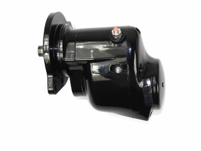 PerTronix Ignition Products - ConTour Starters - PerTronix Ignition Products - Contour Marine Starter Ford 302/351 Blk Powdercoat