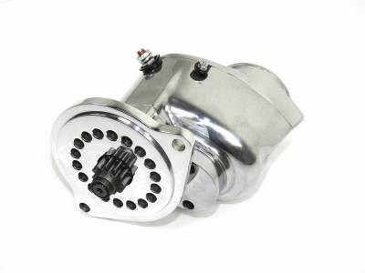 PerTronix Ignition Products - ConTour Starters - PerTronix Ignition Products - Contour Marine Starter Ford 302/351 Polished