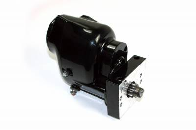 PerTronix Ignition Products - ConTour Starters - PerTronix Ignition Products - Contour Marine Starter GM LS Engines Black