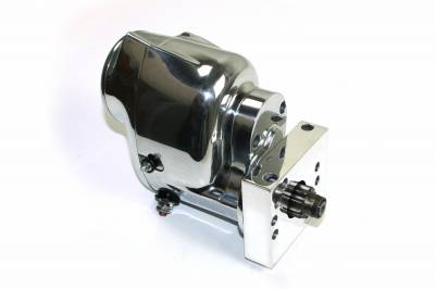 PerTronix Ignition Products - ConTour Starters - PerTronix Ignition Products - Contour Marine Starter GM LS Engines Polished