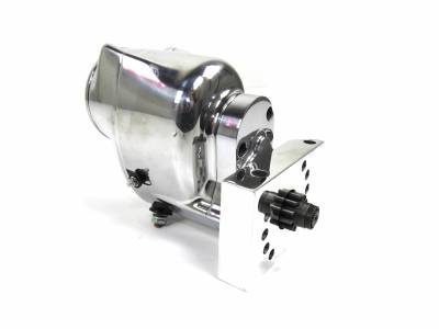 PerTronix Ignition Products - ConTour Starters - PerTronix Ignition Products - Contour Marine Starter Pontiac/Olds V8 Polished