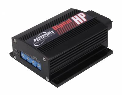 PerTronix Ignition Products - PerTronix Ignition Boxes - PerTronix Ignition Products - Digital HP Ignition Box Black
